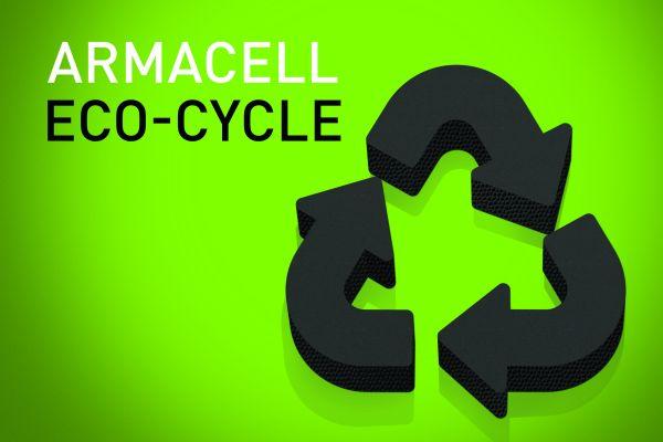 Armacell Eco-Cycle: Rücknahmeservice für Restwerkstoffe