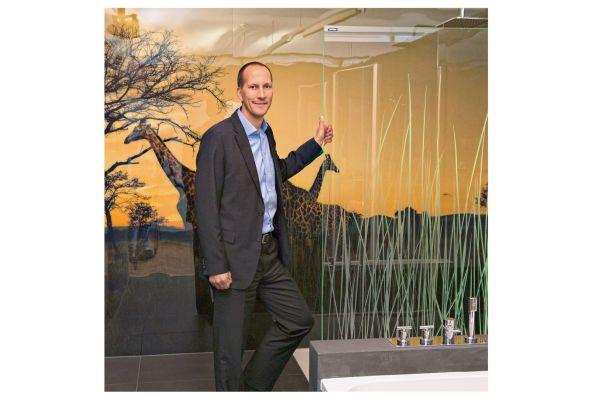 Seit fünf Jahren führt Daniel Uebersax die Geschicke von Duscholux.