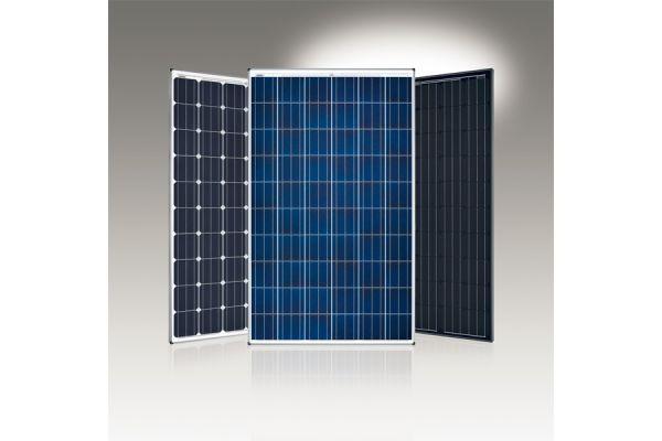 Verschiedene Photovoltaikmodule