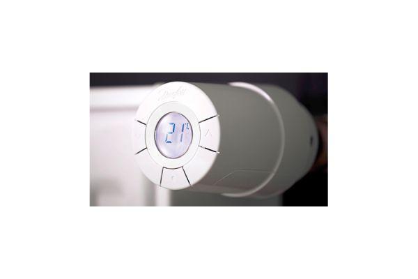 Heizkörperthermostat von Danfoss