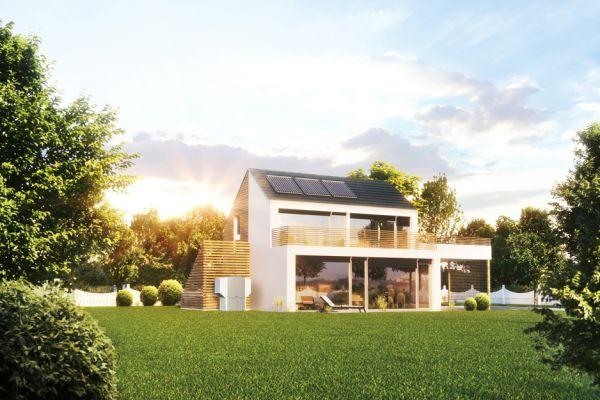 Wolf mit neuem Solar-Aufdach-Montage-Set und Online-Solar-Konfigurator