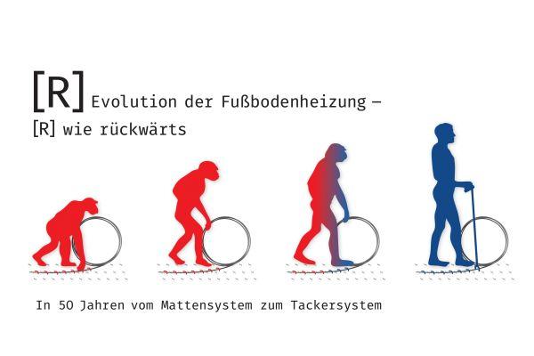 Die Evolution der Fußbodenheizung – ein Kommentar