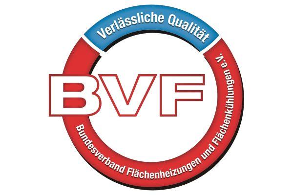 Das BVF-Siegel steht für geprüfte Qualität.