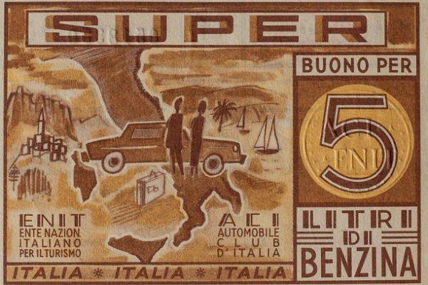 Italien befürchtete nach der ersten Ölkrise mit Benzinpreissteigerungen um 80 Prozent einen Tourismuseinbruch. Der Staat subventionierte deshalb Benzingutscheine.