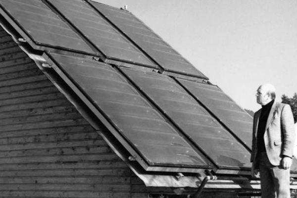 Start in das Solarthermie-Zeitalter.