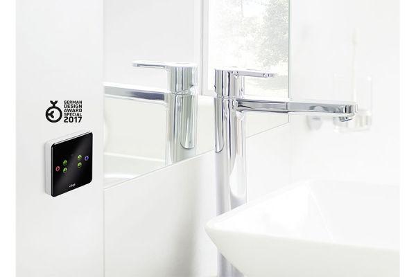 Hygiene-Assistent kann Stagnationswasser vermeiden