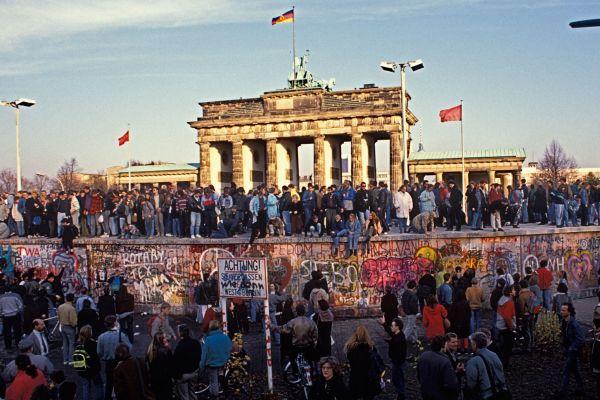 Der 9./10. November 1989.