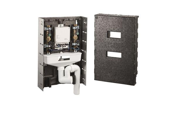 Die Hygiene-Spülstation