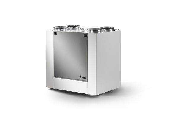 Vasco: Neue Wohnungslüftungsgeräte mit Wärmerückgewinnung