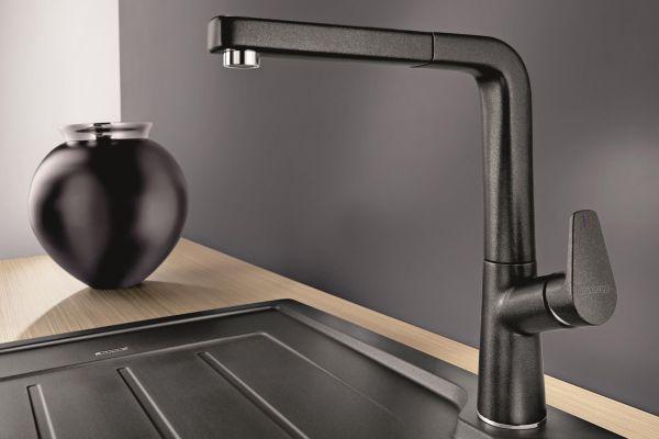 Merkmal der neuen Küchenarmatur