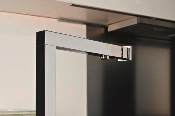 Das Design der neuen Küchenarmatur