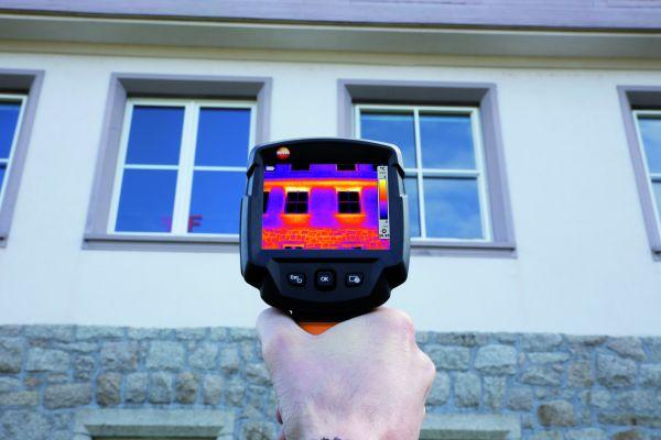 Die Thermografiekamera