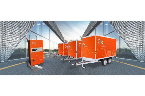 Neuer Anbieter digitalisiert mobile Heizzentralen