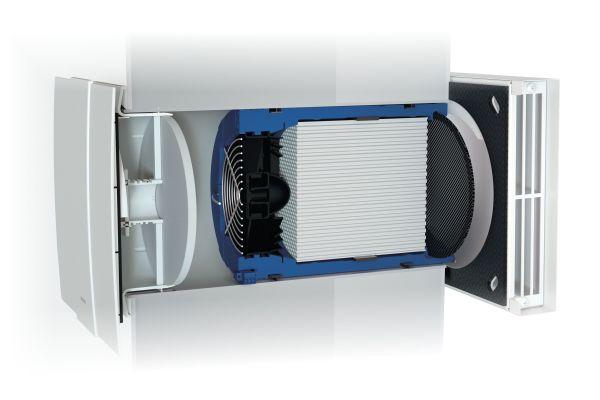Dezentrale Lüftung: Vallox bietet hohe Qualität und Nachhaltigkeit