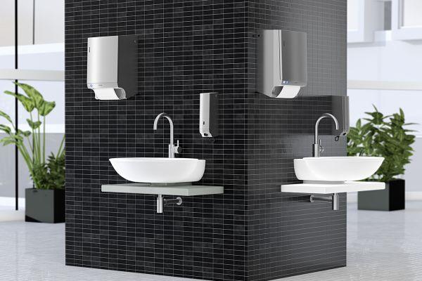 Waschräume komfortabel und nachhaltig planen