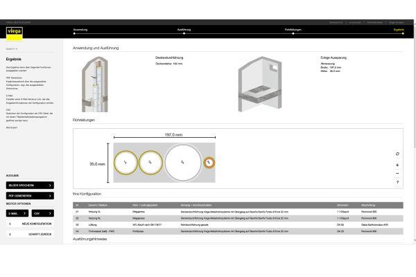 Einfache Planung durch neue Webapplikation