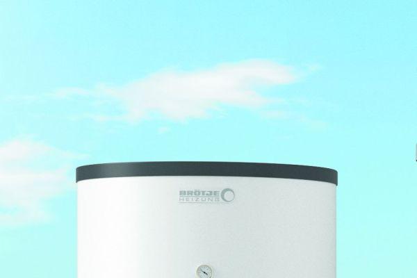 Neue Wärmepumpenspeicher mit verbesserter Energieeffizienz
