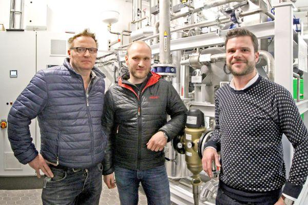 Älteste Familien-Brauerei der Welt bekommt BHKW