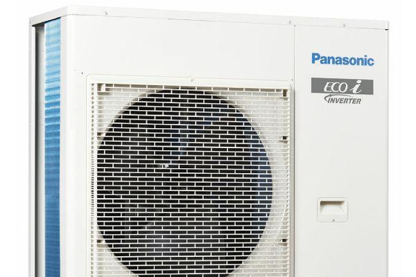 """Das neue """"ECOi"""" Mini-VRF-System von Panasonic"""