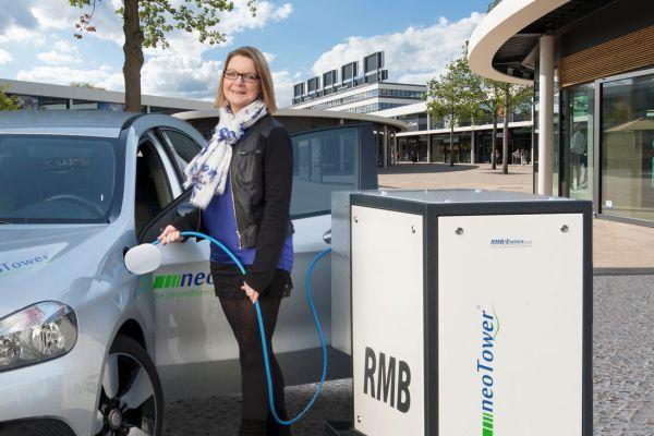 """RMB/Energie mit Neuheit bei """"neoTower""""-Familie"""