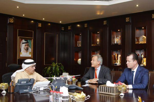 Wilo stärkt Zusammenarbeit mit der DEWA