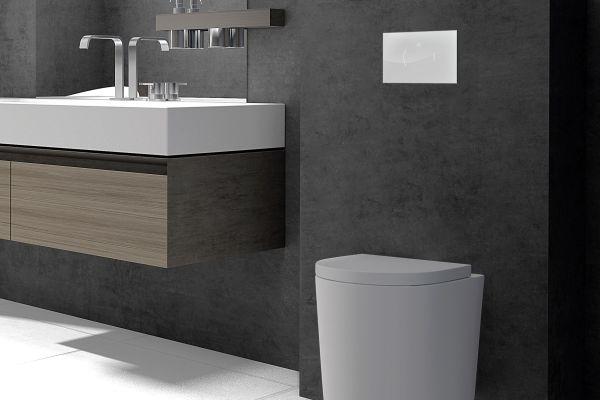 "MEPA: Neue WC-Betätigungsplatte ""Zero Lumo"""