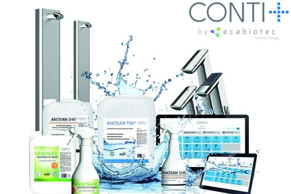Smartes Hygienekonzept verbindet