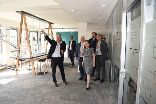 Danfoss mit neuem Standort in Hamburgs Hafen City