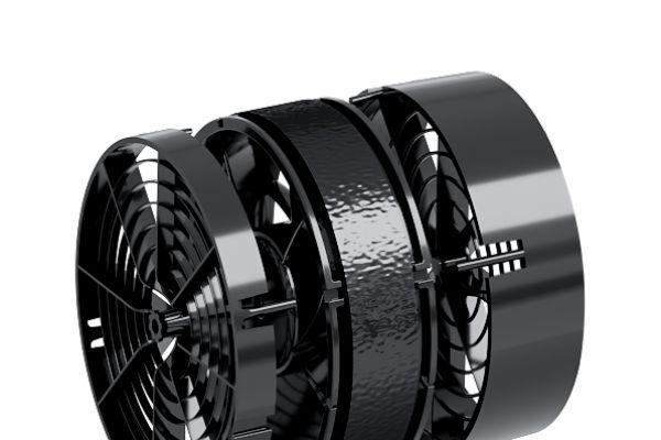 """inVENTer ergänzt """"inVENTron""""-Technologie um neuentwickelten """"Xenion""""-Ventilator"""