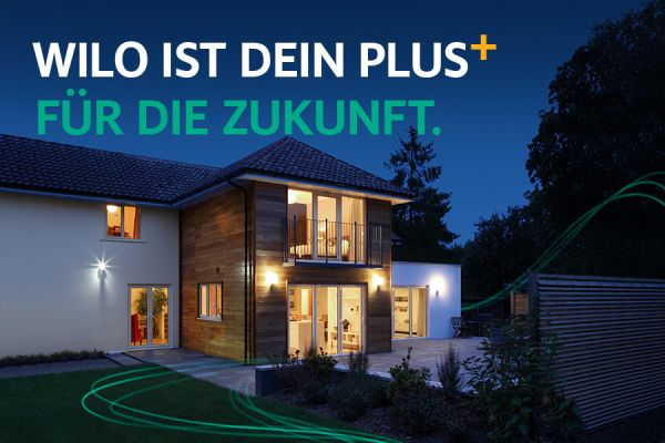 """Lösungen für die Wasserversorgung und Abwasserentsorgung dank Plug & Pump einfach installiert: """"DEIN PLUS+"""""""