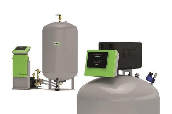 Optimales Anlagenwasser mit Reflex Lösungen
