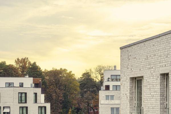 Dallmer liefert Duschrinnen für Berliner Stadtquartier Fünf Morgen
