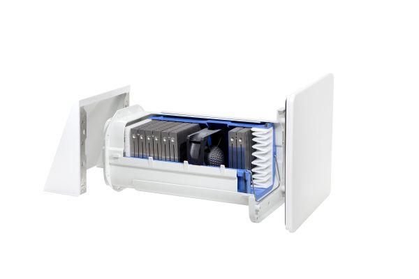 """Dezentrales Lüftungsgerät  """"Thermo-Lüfter 1230"""": Wärmebereitstellungsgrad von bis zu 89%"""