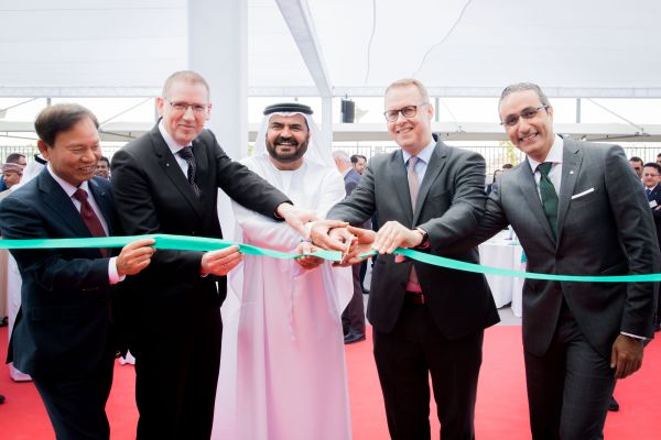 Wilo eröffnet neue Repräsentanz in Dubai