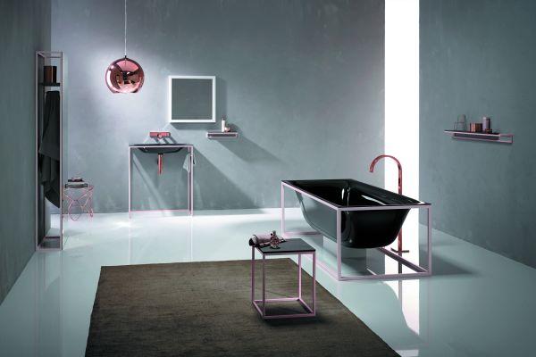 Neue Freiheiten für Badgestalter: Die Megatrends im Bad