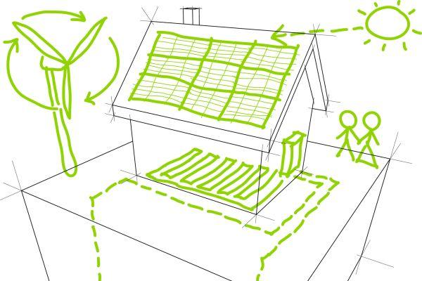 Solarstrom für den Eigenverbrauch