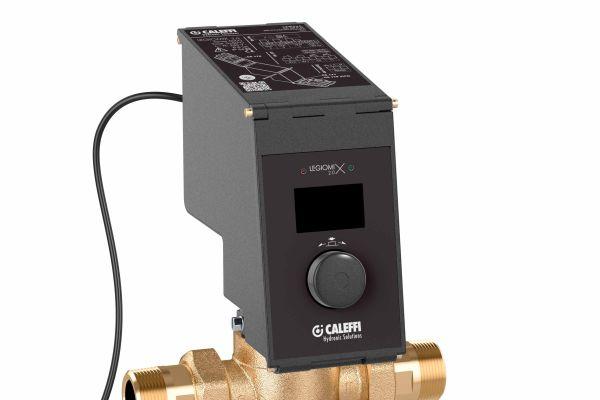 Caleffi mit neuem elektronischen Thermomischer