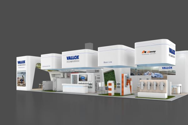 Neue Lüftungsgeräte von Vallox
