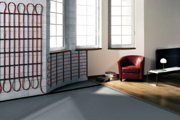 Schnittstellen bei Flächenheizungen und -kühlungen optimieren