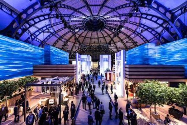 ISH 2019: Anteil internationaler Besucher steigt