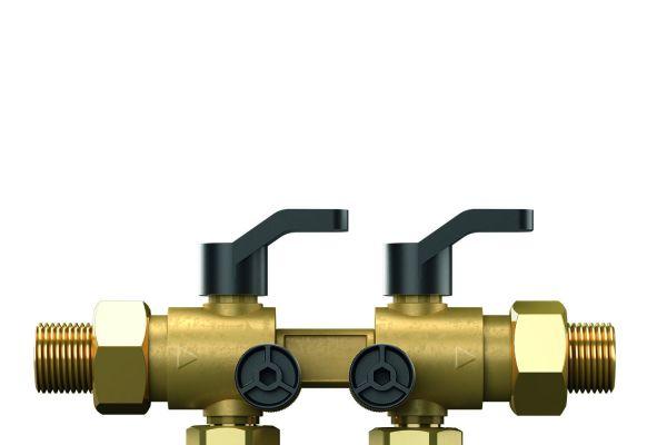 """Für die Kategorie des Heizungswassers entsprechen alle """"Fillset""""-Nachspeisearmaturen von Reflex den Vorgaben der DIN EN 1717 und der DIN 1988."""