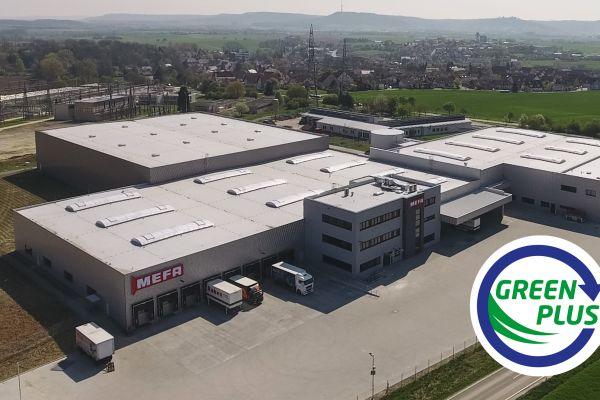 MEFA verwirklicht umfassendes Nachhaltigkeitskonzept