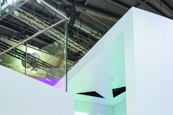 Starker neuer Marken-Auftritt von Duscholux  auf der Welt-Bühne ISH