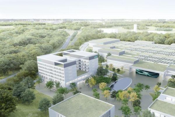 Wilo Campus – größtes Projekt der Unternehmensgeschichte in heißer Phase