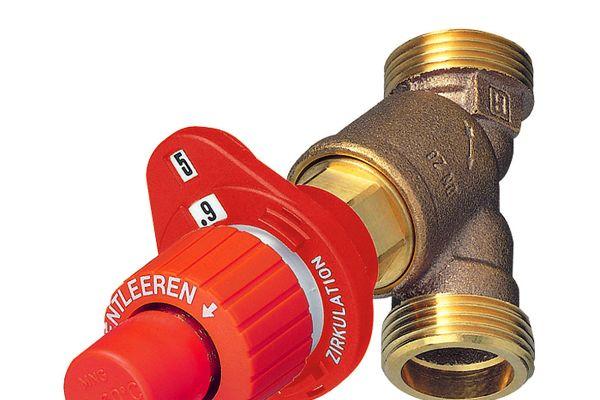 Auch beim Energie sparen: Trinkwasser-Betriebstemperaturen sicherstellen