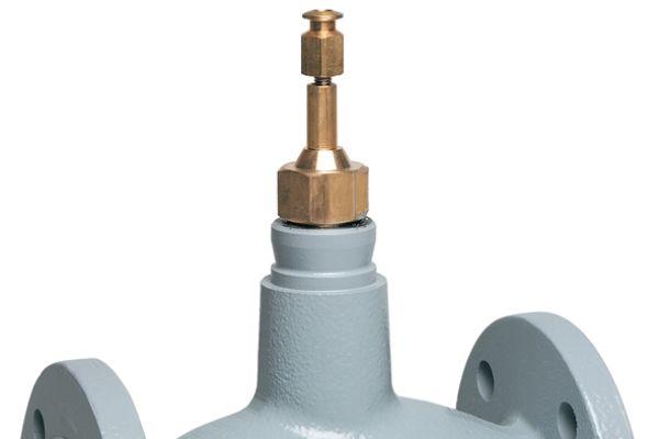 """Das Portfolio von Resideo beinhaltet ein breites Honeywell Home Armaturenspektrum, zu dem unter anderem das Drei-Wege-Mischventil """"V5329A""""..."""