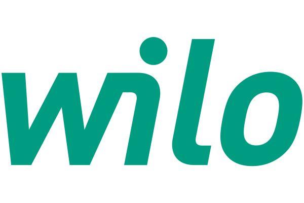 Das Bild zeigt das Wilo-Logo.