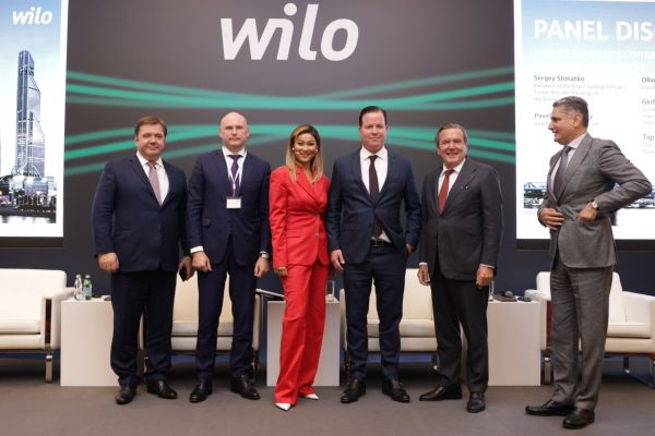Wilo-Innovationskonferenz 2019 in Moskau