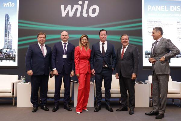Wilo-Innovationskonferenz 2019 in Moskau