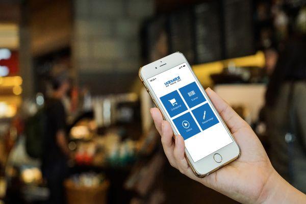 Neu: Der Shop ist auch als App verfügbar.